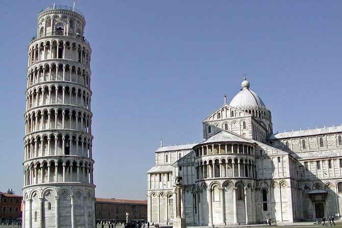 Semi-Private Tour: Day Trip to Florence and Pisa from Rome with Lunch included, Montecatini Terme, Itália