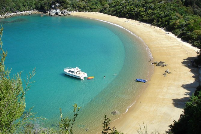 Best of Both Worlds - Abel Tasman, Nelson, New Zealand