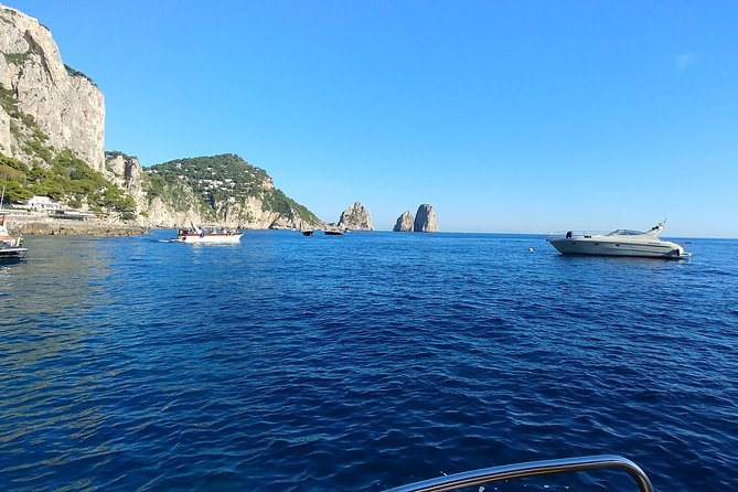 Amalfi Coast and Capri cruise from Sorrento - yacht 40', Sorrento, ITALY