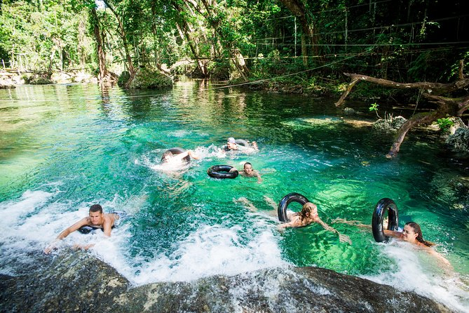 Bridges of Eden: Guided tour including swimming in the river & fruit platter, Port Vila, VANUATU