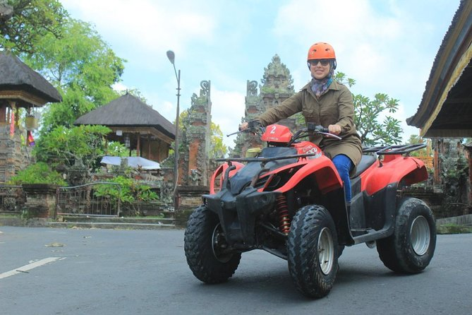 this activity is very unique because not only adventures also really fun. see the beautiful of bali ricefields, jungle, river, countryside and then lets enjoy our swing on the above of river. im sure you will got unforgatable bali holiday experienced.