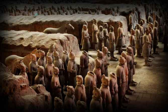 Half-Day Tour: Terracotta Warriors and Horses Museum, Sian, CHINA