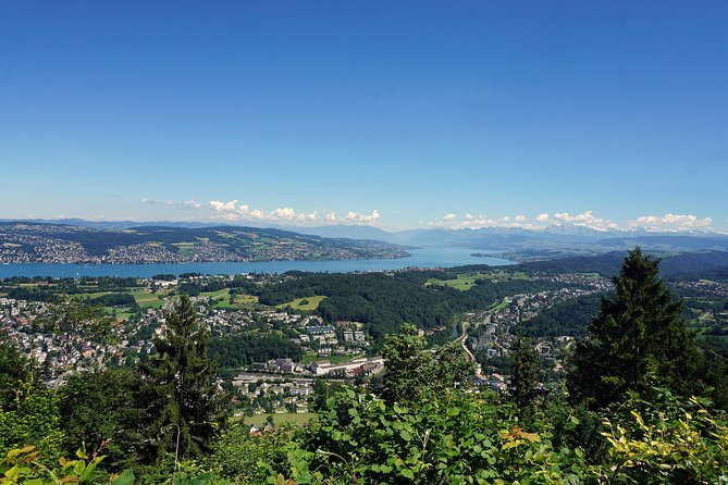 Recorrido por los principales puntos de interés de la ciudad de Zúrich y transporte en teleférico hasta Felsenegg, Zurich, SUIZA