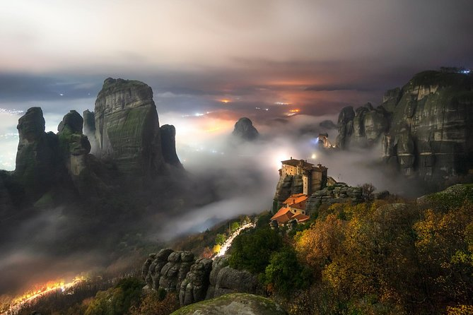 Private Meteora By Night Photography Tour, Meteora, GRECIA