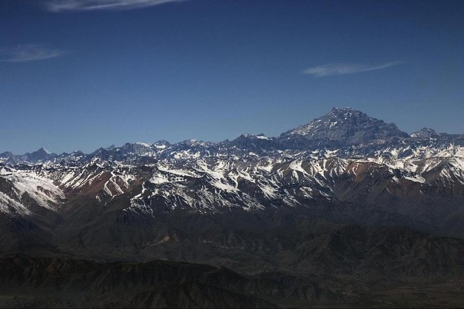 Tour to Penitentes ski center and the high mountains, Mendoza, ARGENTINA