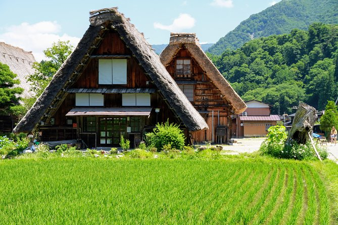 Explore the world heritage hamlet of Shirakawa-go on our 4-hour package tour with access to a private vehicle exclusively for you and your fellow travelers. Our English-speaking driver will take you to the World UNESCO site of Shirakawa-go. <br><br>We collect you from your hotel lobby and whisk you off to the UNESCO village of Shirakawago. Our morning or afternoon driving tours are designed for those looking for convenient access to this beautiful but remote mountain village