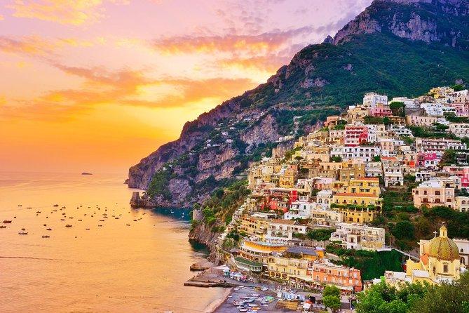 Sunset Cruise from Positano or Amalfi, Amalfi, ITALIA