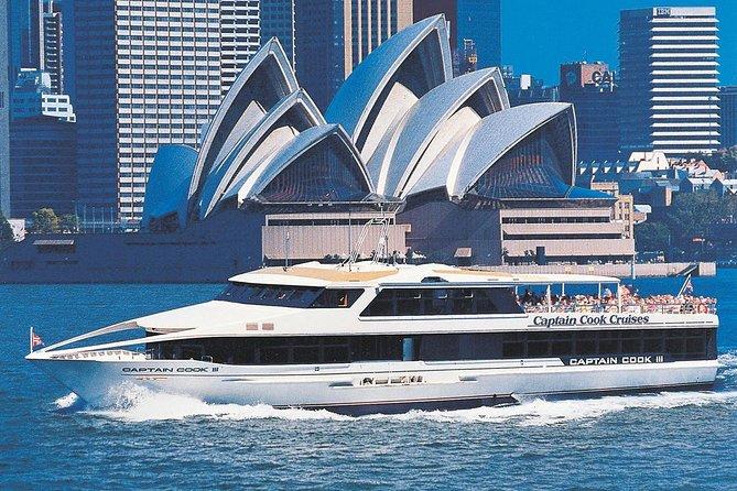 Crucero con café por el puerto de Sídney, Sidney, AUSTRALIA