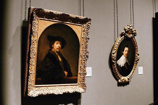 Evite las colas: visita al Museo de Van Gogh y el Rijksmuseum para grupos pequeños en Ámsterdam, Amsterdam, HOLANDA