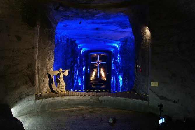One Day Salt Cathedral of Zipaquirá, You can not miss this Wonder of Colombia, Bogota, COLOMBIA