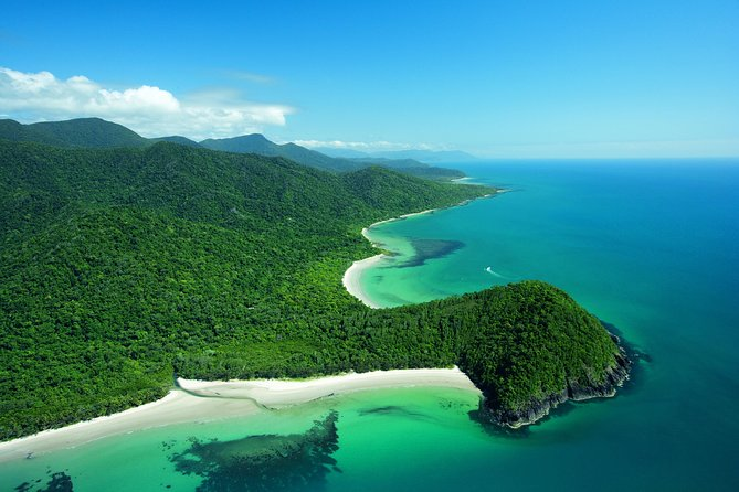 This tour is 2-days of adventure seeing the best of the Cairns region. Explore the waterfalls, volcanic craters and lakes of the Atherton Tablelands with Waterfall Wanderers and then venture through the Daintree- the oldest rainforest in the world-to Cape Tribulation with Active Tropics Explorer.