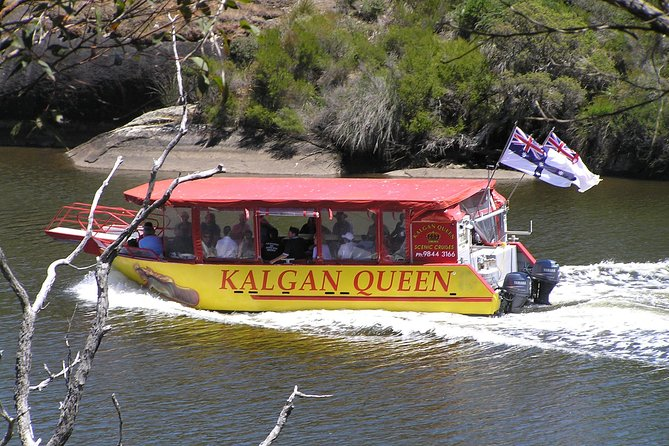 Albany Wildlife and Scenic Cruise, Albany, AUSTRALIA