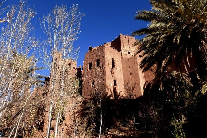 2Days MTB biking arround Ai ben haddou, Uarzazat, MARROCOS