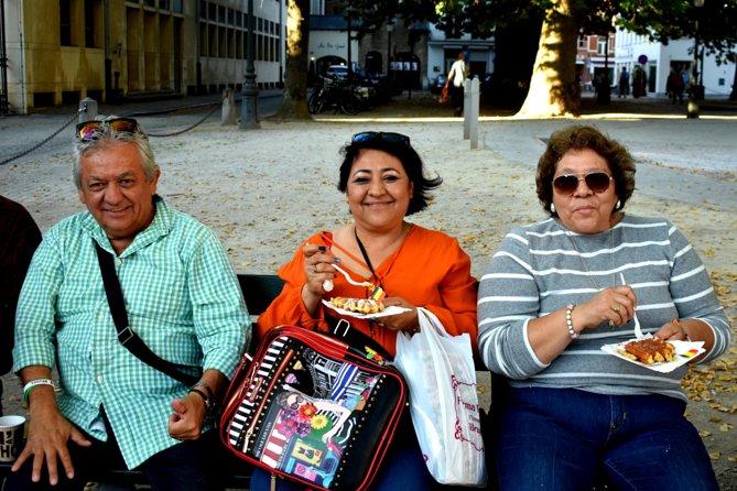 Food tasting & Historical walk, Brujas, BELGICA