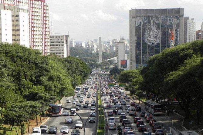 São Paulo: Un resumen de los mejores sitios (salida: Hoteles y aeropuerto de GRU), Sao Paulo, BRASIL