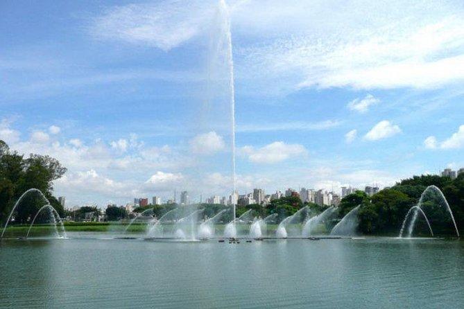 Tour privado - Las principales atracciones turísticas de São Paulo - 8 horas (recogida en Santos), Santos, BRASIL