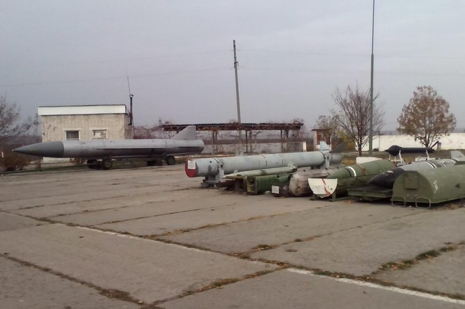 Military Tour of Missile Force Base from Kyiv, Kiev, UCRANIA