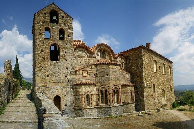 Day Trip to Mystras from Kalamata, Kalamata, Grécia