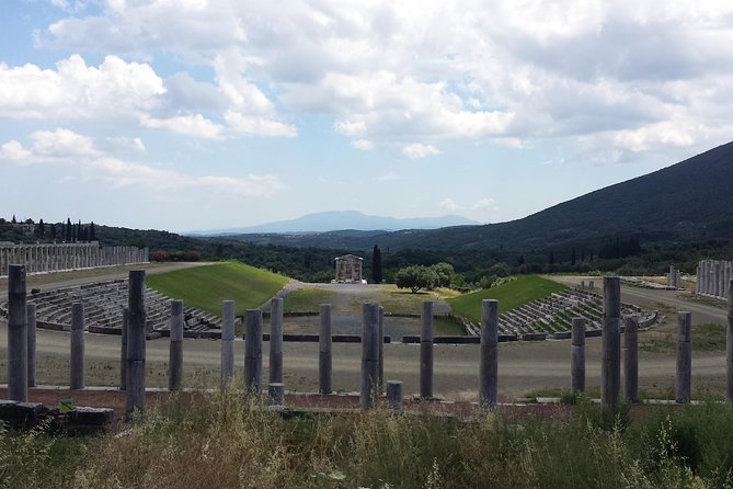 Day Trip to Ancient Messene - Ithomi from Kalamata, Kalamata, GRECIA