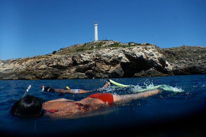 Snorkeling: the sunken treasures of Leuca, Lecce, ITALY