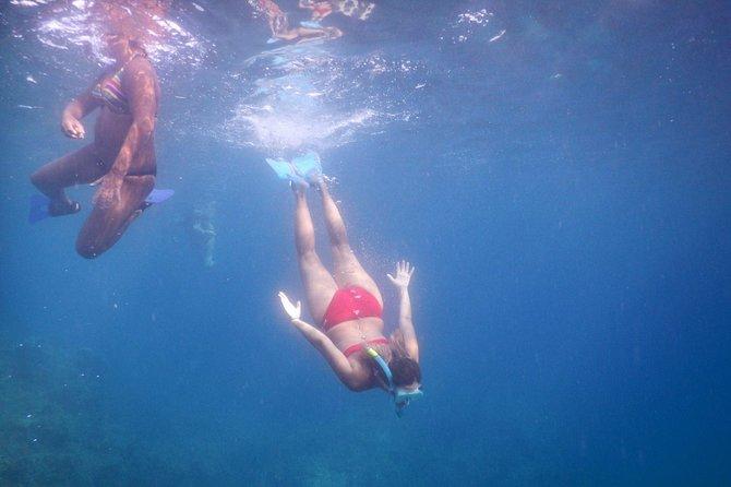Snorkeling: the sunken treasures of Leuca, Lecce, ITALIA