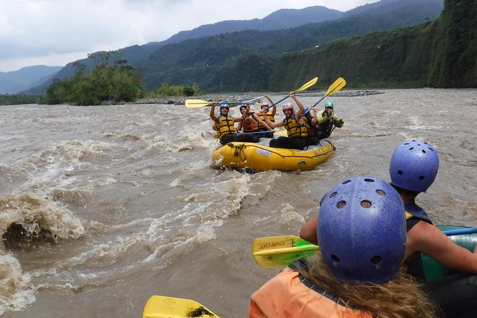 Ready for the ultimate rafting experience? <br><br>Our priority is making sure you have a great experience. There's no rush, just great people and awesome rapids on one of Ecuador's most enjoyable rivers!