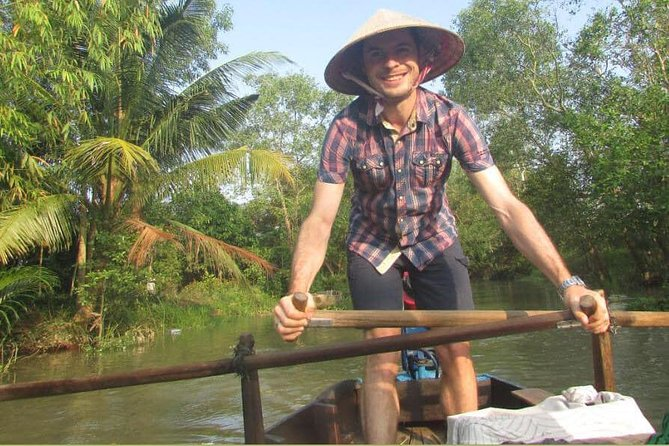 Full-day Cai Rang floating market - explore countryside, make bakery - from HCM, Ho Chi Minh, VIETNAM