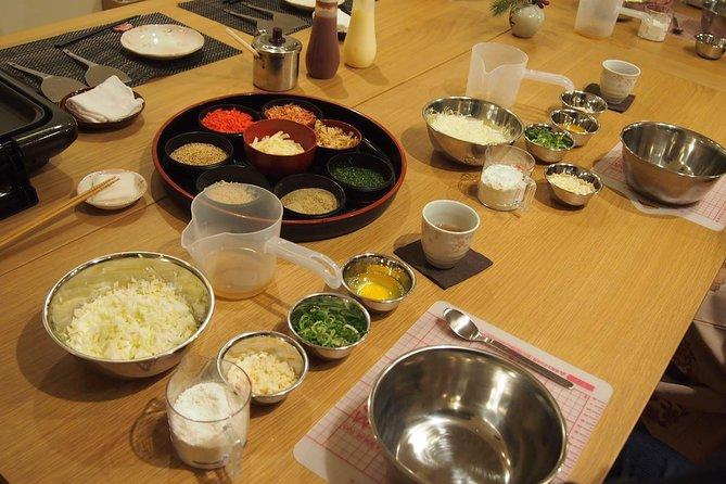Okonomiyaki Cooking Class in Kyoto, Kioto, JAPÃO