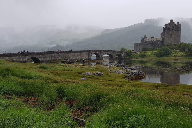 This tour is a private tour with us, we have upto 8 seats per vehicle and cars can be requested, This is a fantastic road trip heading though Lochcarron towards kyle of lochalsh to see the famous Eilean donan castle