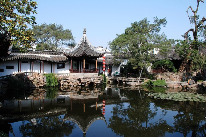 MÁS FOTOS, Suzhou and Zhouzhuang Water Village Full Day Coach Tour from Shanghai