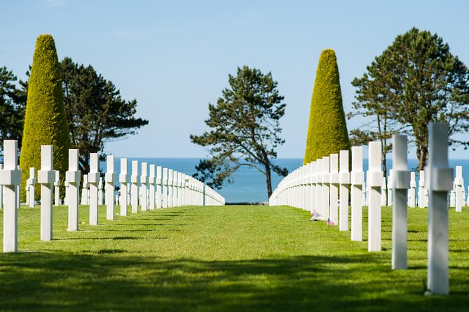 Normandy - Utah, Omaha & U.S. D-Day Sites Full Day Tour From Bayeux, Bayeux, FRANCIA