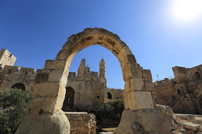 Jerusalem Three Religions Holy City Walking Tour, Jerusalen, Israel