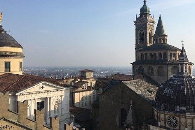 Must-see from Milan: Bergamo Upper Town Day Trip, Milão, Itália
