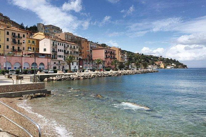 Private Orbetello shore excursion from Civitavecchia's port, Lago de Bolsena, ITALIA