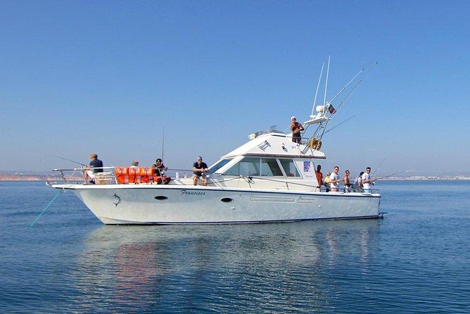 Pesca de meio dia em recife saindo de Albufeira, Albufeira, PORTUGAL