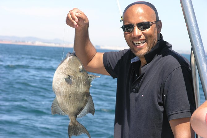 Half-Day Reef Fishing from Vilamoura, Albufeira, PORTUGAL