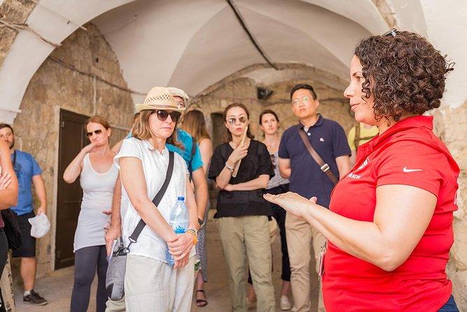 Jerusalén: Recorrido de medio día por el Monte de los Olivos, Jerusalen, ISRAEL