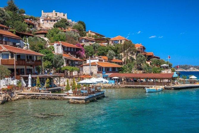 4 Day Gulet Cruise Turkey: From Fethiye to Olympos, Fethiye, TURQUIA