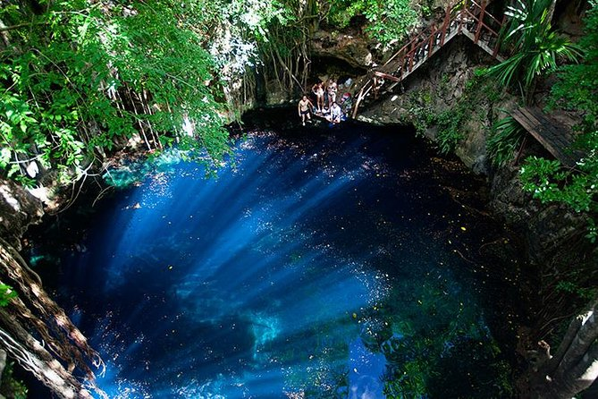 Best Atv Tour, 5 Ziplines and Cenote jump with Transportation from Cancun, Tulum, Mexico