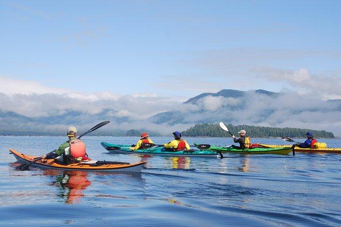 MÁS FOTOS, Ucluelet Harbour Kayaking Tour