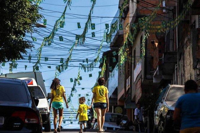 Favela Paraisópolis - La segunda mayor de de São Paulo - Tour Privado de Medio dia, Sao Paulo, BRASIL