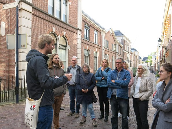 Private Walking Tour through Leeuwarden, Leeuwarden, HOLANDA