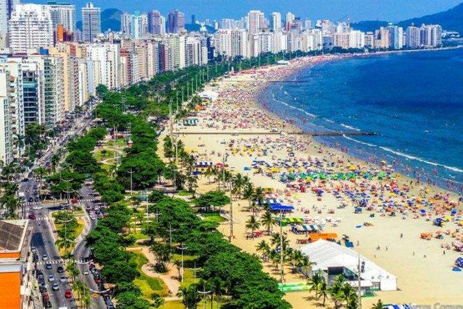 Santos - Una visión General de los mejores sitios - Tour privado (salida de Santos), Santos, BRASIL