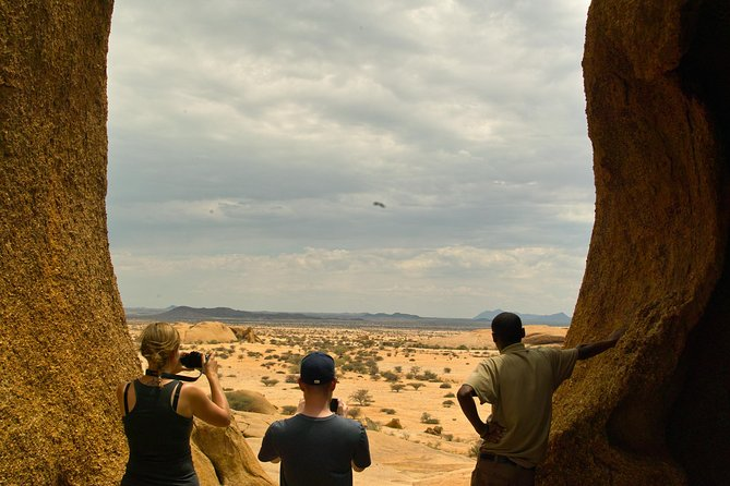 Spitzkoppe Guided Tour from Swakopmund or Walvis Bay, Walvis Bay, NAMIBIA