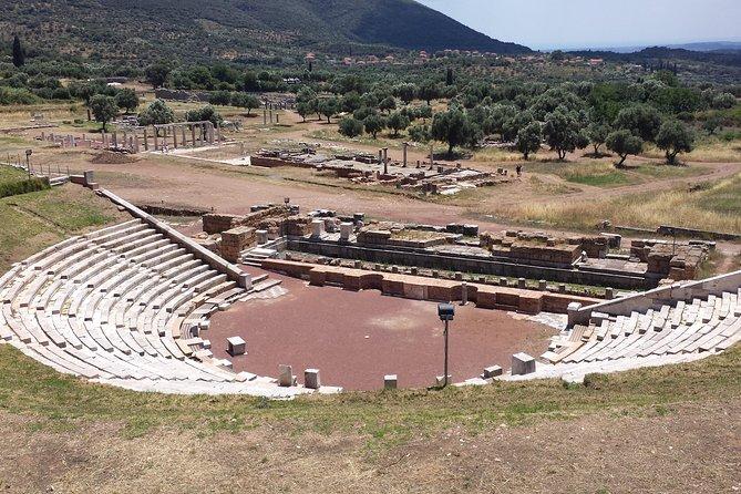 Private Day Trip to Ancient Messene from Kalamata (Price per Group), Kalamata, Grécia