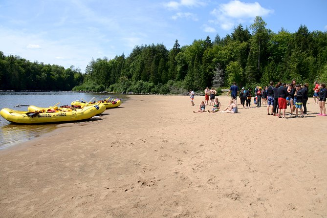 Full-Day Mont-Tremblant Rouge River Rafting Tour with Lunch, Mont-Tremblant, CANADA