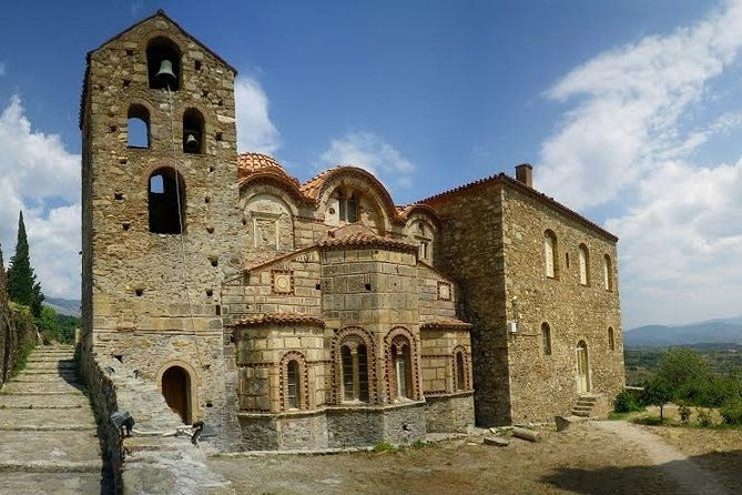 Private Day Trip to Mystras from Kalamata (Price per Group), Kalamata, Greece