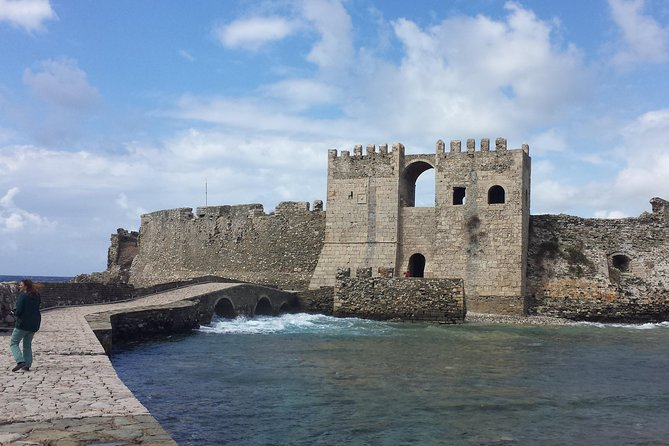 Private Day Trip to Pylos and Methoni from Kalamata (Price per Group), Pilos, Greece