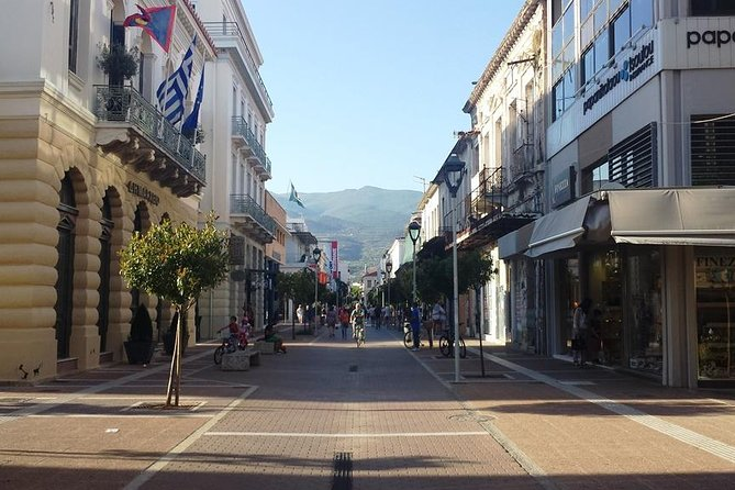 Kalamata Historic Center Private Walking Tour (Price per Group), Kalamata, GRECIA