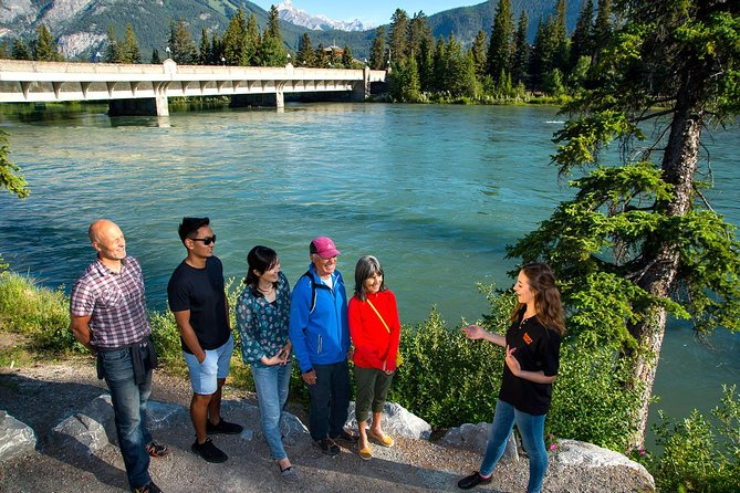 These walking tours return in 2021.<br><br>What are you missing? These easy, affordable tours are an awesome introduction to beautiful Banff! Our unique, guided walking tours are an authentic and unforgettable way to start your adventure. Dailytours on foot within the Town of Banff, Alberta – inside Banff National Park. Take in the beauty that surrounds you here.<br><br>Walk Banff in the company of a local guide, in a small group.You'll see more, do more and know more. Learn about life with grizzly bears, conservation, Canadian culture, history and heritage. Our guides walk you right toiconic photo hotspots for those must-have shots.<br><br>There's never a script. You'll discover Banff's highlights in a personalized conversation with our guides, so you'll find personalized answers and make a much closer connection to this unique Rocky Mountain destination.